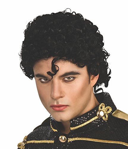 Michael Jackson Thriller Curly Wig [Toy] ()