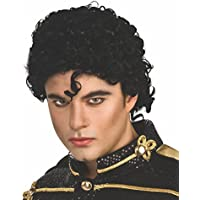 Michael Jackson Curly Thriller Wig [Toy] (peluca)