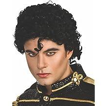 Michael Jackson Curly Thriller Wig [Toy] (peluca)