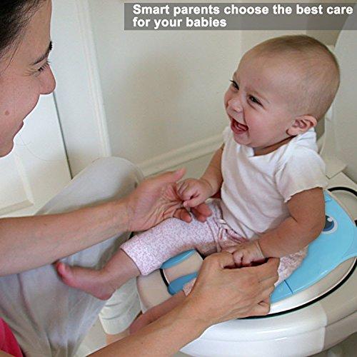 Zoom IMG-2 potty training protable sedile pieghevole