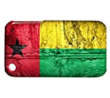 Coque iPhone 3G 3GS Drapeau GUINEE BISSAU 07