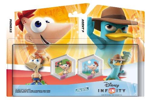 Unendlich Disney - Toy Box Set: Phineas (Phineas, Agent P Power 2 Disc)
