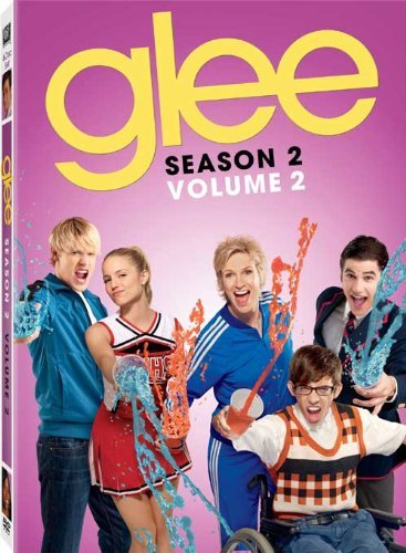 Glee: Fox Series - The Complete Season 2 [Volume 2] Including DVD Exclusive Special Features (4 Disc Box Set) [DVD]