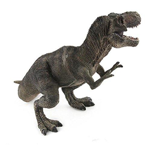 Upxiang Dinosaurier Modell Spielzeug! Pädagogisches simuliertes Dinosaurier-Modell, Kind Spielzeug Dinosaurier Geschenk, Dinosaurier Bausatz Modell Spielzeug für Kinder und Erwachsene (Rex B Kostüm)