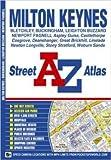 Milton Keynes Street Atlas (A-Z Street Atlas S.)