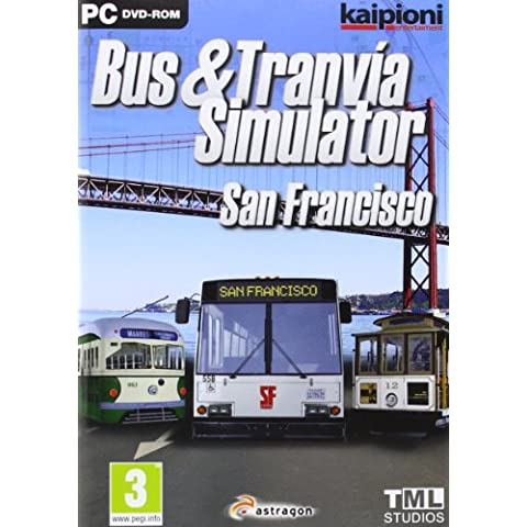 Bus & Tranvía Simulator: San Francisco