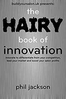 The Hairy Book of Innovation by [Jackson, Phil]
