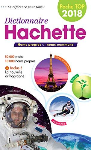 Dictionnaire Hachette encyclopédique de poche : 50000 mots