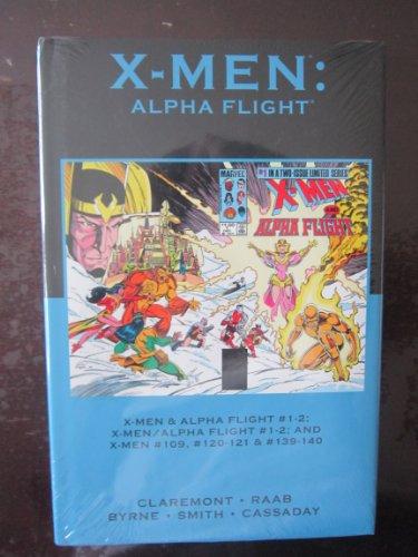 X-MEN ALPHA FLIGHT PREM HC DM VAR ED 66