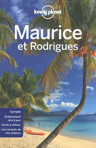 Maurice et Rodrigues - 3ed par  LONELY PLANET