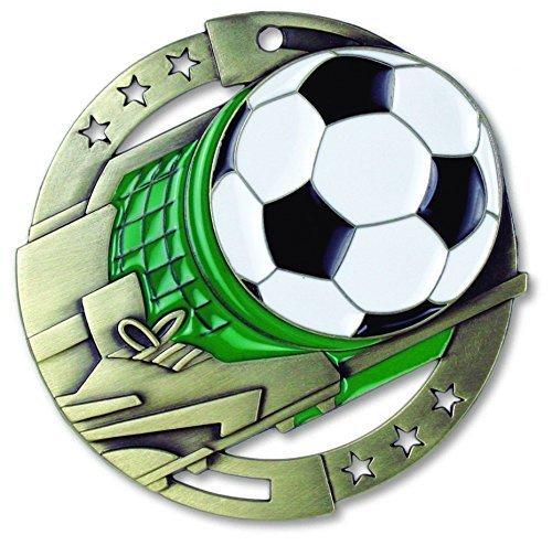 goldene-fussball-medaille-gold-football-medal-gold-soccer-medallion-o-mit-einem-22mm-breiten-v-band-