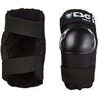 TSG Force IV - Protecciónes para monopatín, color negro, talla L