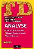 TD Analyse - 6e éd.