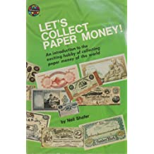 Book Let/'s Collect Paper Money By Neil Shafer