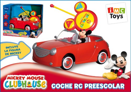 Fernsteuer-Auto Mickey Mouse Club House