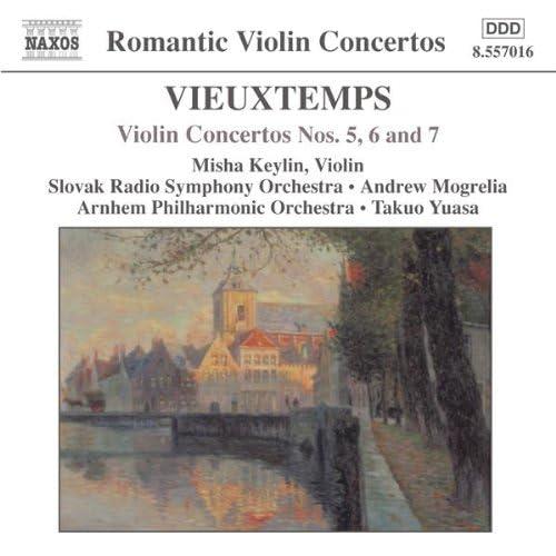 """Violin Concerto No. 5 in A minor, Op. 37, """"Gretry"""": Adagio"""