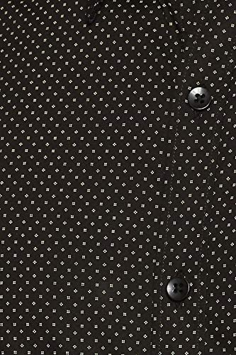 Excalibur Men's Printed Slim fit Formal Shirt