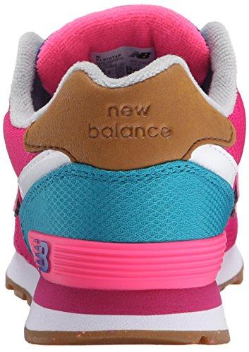 New Balance Mädchen Kl574t4p Schnürhalbschuhe Mehrfarbig