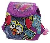 Furby-Schulrucksack-Lila-violett