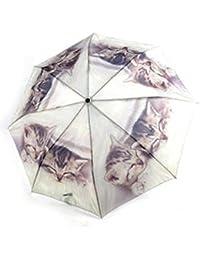 Paraguas animales: gatitos