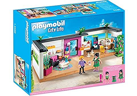 Playmobil - 5586 - Jeu De Construction - Studio Des