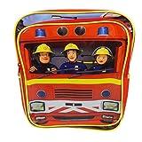 Fireman Sam Sac à dos Sam le pompier
