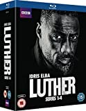Luther - Complete Series 1-4 [Reino Unido] [Blu-ray]