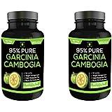 [Sponsored]Perennial Lifesciences Pure Garcinia Cambogia 95% Hca 800Mg 2X60 Veg Capsules (Pack Of 2)