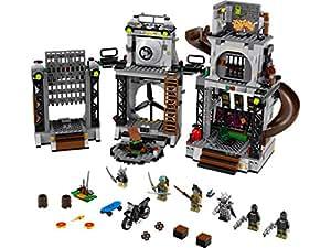 LEGO Teenage Mutant Ninja Turtles - 79117 - Jeu De Construction - L'invasion Du Repaire Des Tortues