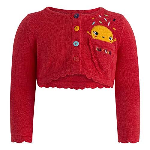 Tuc Tuc Chaqueta Tricot Ni\u00d1a Cute Ice Rojo 3, 56 Tamaño del Fabricante:1M para Bebés
