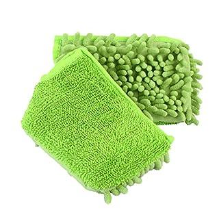 ANSIO Spray Floor Mop Spray Mop Pads - Green