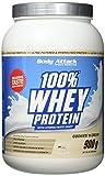 Body Attack 100% Whey Protein, Cookies und Cream, 1er Pack (1 x 900 g)