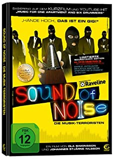 Sound of Noise (Limitierte Soundtrack Edition) DVD + CD [Limited Edition]