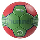 Hummel Erwachsene Handball 1.5 Arena, Red/Green, 3, 91-725-3938