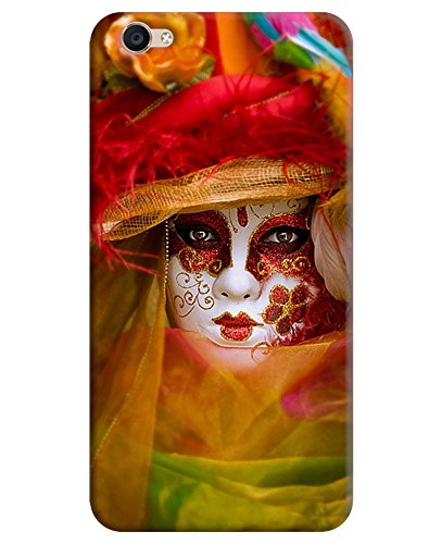 Vivo Y55L Back Cover By FurnishFantasy