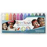 Grim'tout - Gt41883 - Boîte De 12 Sticks De Maquillage