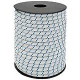WOLFPACK 5260350 Cuerda Elástica Forrada  06mm-100mt
