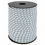 Wolfpack 5260350 Cuerda elástica forrada (100 m x 06 mm)