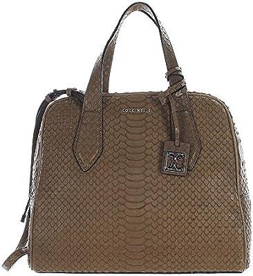 Coccinelle - Bolso cruzados para mujer marrón marrón