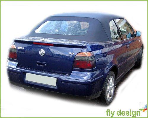 Car-Tuning24 36030145 NEU GOLF 3 4 III IV CABRIO SPOILER Tuning POSTERIORE Alettone