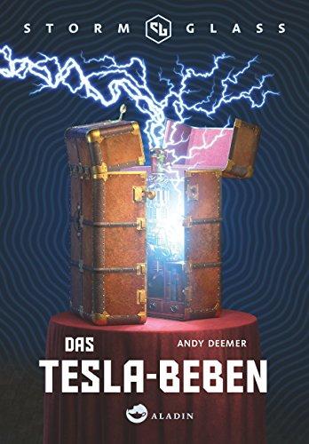 Image of Stormglass. Das Tesla-Beben