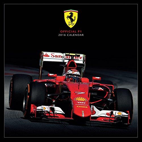 Preisvergleich Produktbild Ferrari F1 2016 Square Calendar