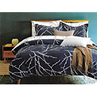 Comfortable Home 6piece King Size Bedding Sets, 1piece Quilt Cover=220x240cm,1piece Fitted Sheet=250x270cm, 2piece Pillow Cover=50x75cm,2piece Cushion cover=50x50cm//67