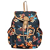 Best Lychees - Lychee Bags Canvas Black Aria Backpack for Girls Review