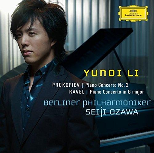 Prokofiev : Concerto pour piano n° 2 - Ravel : Concerto en sol majeur