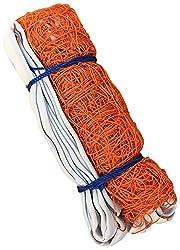 SAHNI SPORTS Polypropylene Volleyball Net, Multi-Color