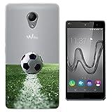 C0831 - Cool Football Pitch Football Fan Soccer Ball Design
