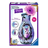 Ravensburger 3D-Puzzle 12080 - Girly Girl Edition Blumenvase - Animal Trend, 216-teilig