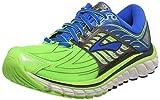 Brooks Glycerin 14, Zapatos Para Correr Para Hombre, Verde (Greengecko/electricbluelemonade/Anthracite), 42.5 EU
