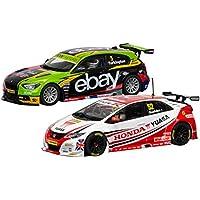 "Scalextric C3694A ""BTCC Champions - BMW 125 Series 1 & Honda Civic"" Car"
